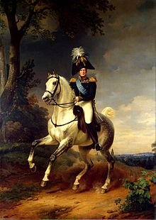 Korkeasti sivistynyt jalo Venäjän keisari Aleksanteri I